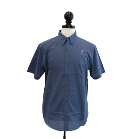 Port Authority 01148 Crosshatch S/S Easy Care Shirt