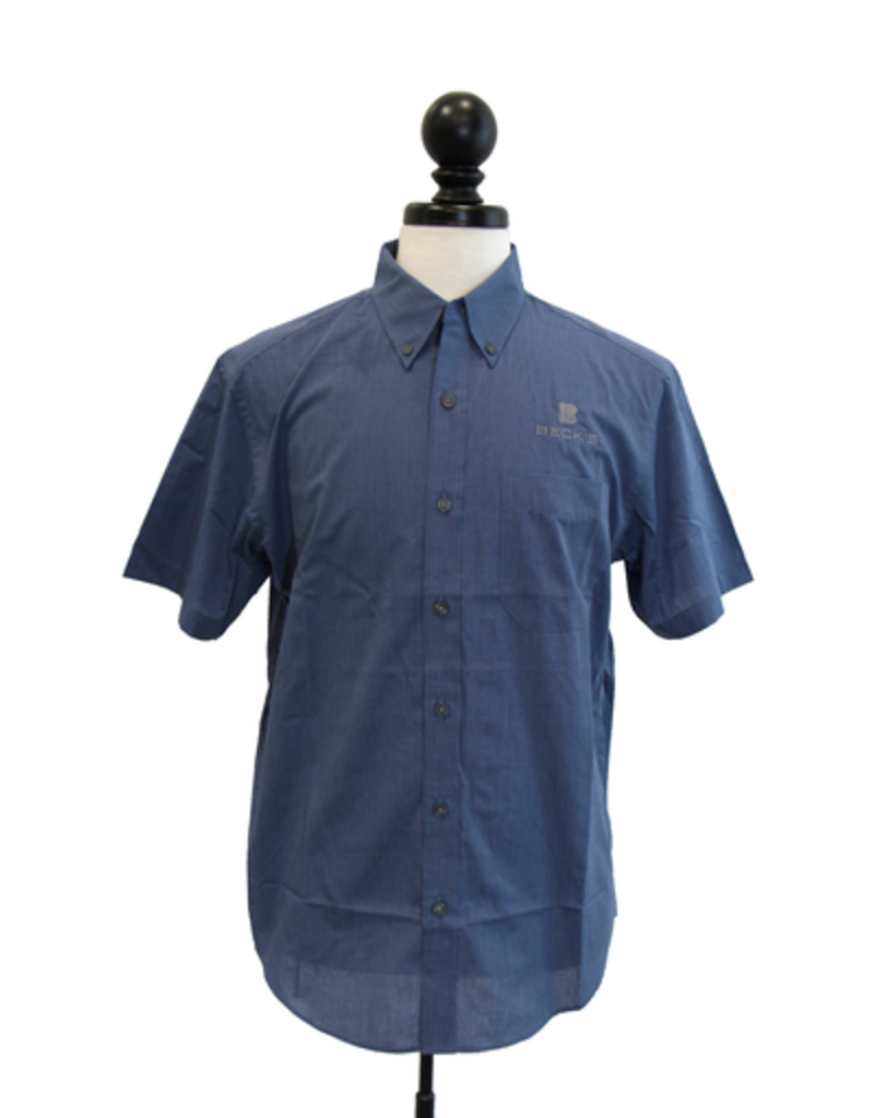 Port Authority Crosshatch S/S Easy Care Shirt