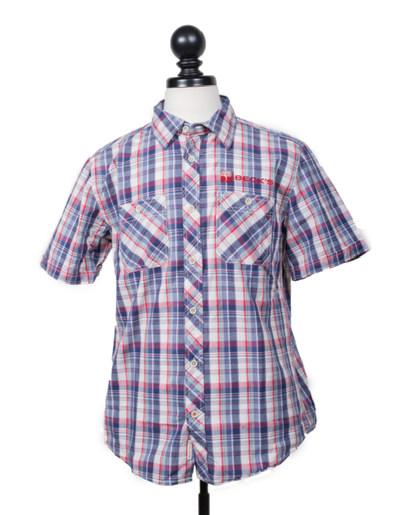 Weatherproof Vintage Plaid S/S Shirt