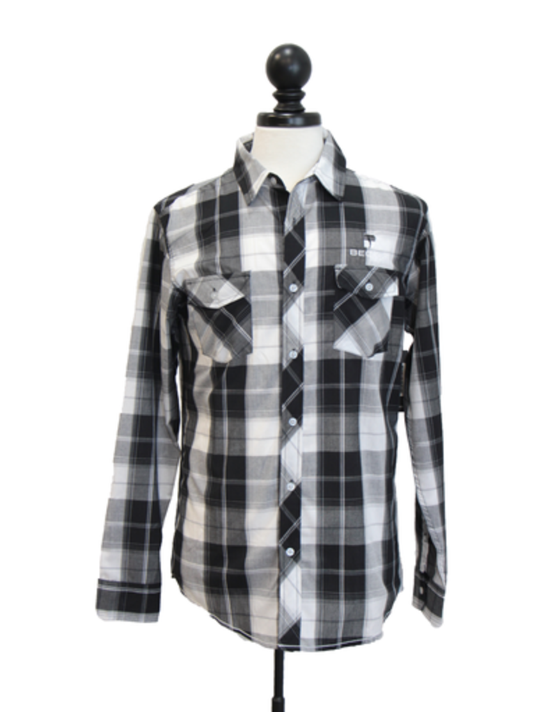 Weatherproof 01031 Vintage Plaid L/S shirt