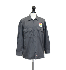 Dickies 01005 Dickies Long Sleeve Workshirt