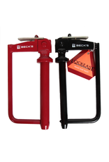 "Lockease 00905 Lockease Self Locking Hitchpin Set - 2 piece set (red - 1"" x 6"" & black - 7/8"" x 6"")"