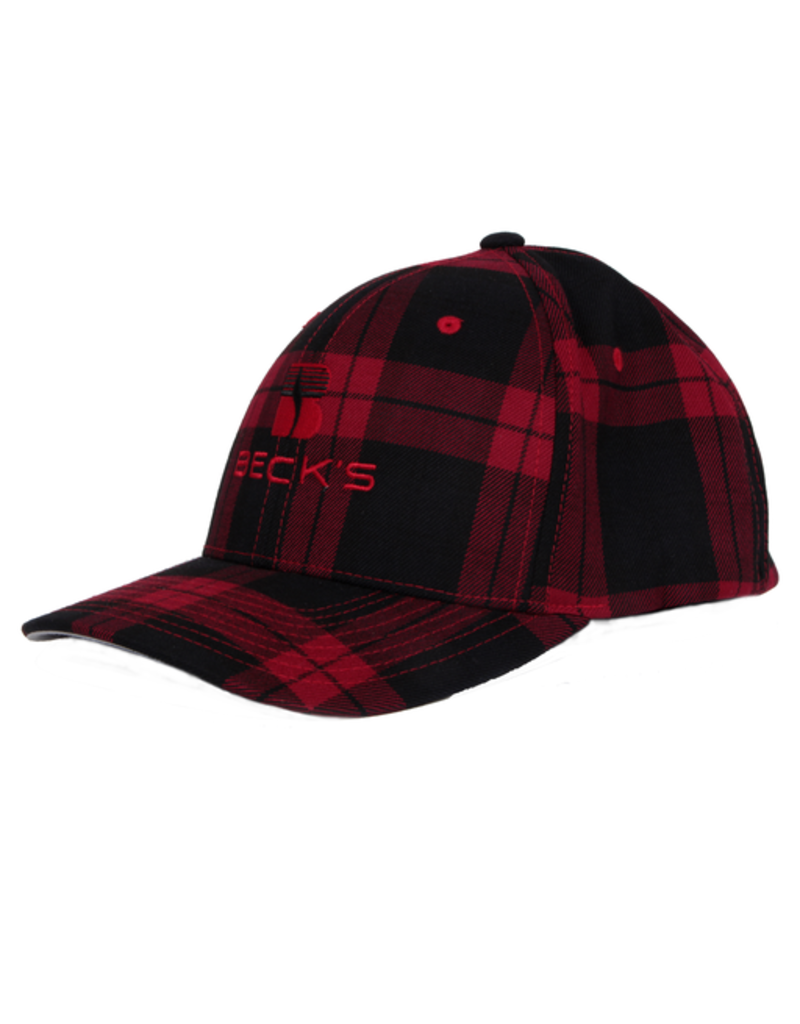 FlexFit Flexfit Tartan Plaid Structured Hat
