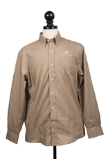 Cutter and Buck 00767 Nailshead Epic Easy Care L/S Dress Shirt