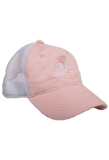 Outdoor Cap Co. Youth Cotton Twill/Mesh Hat