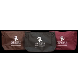 We Care for Orphans Tote Bag