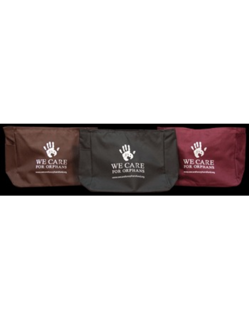 00632 We Care for Orphans Tote Bag