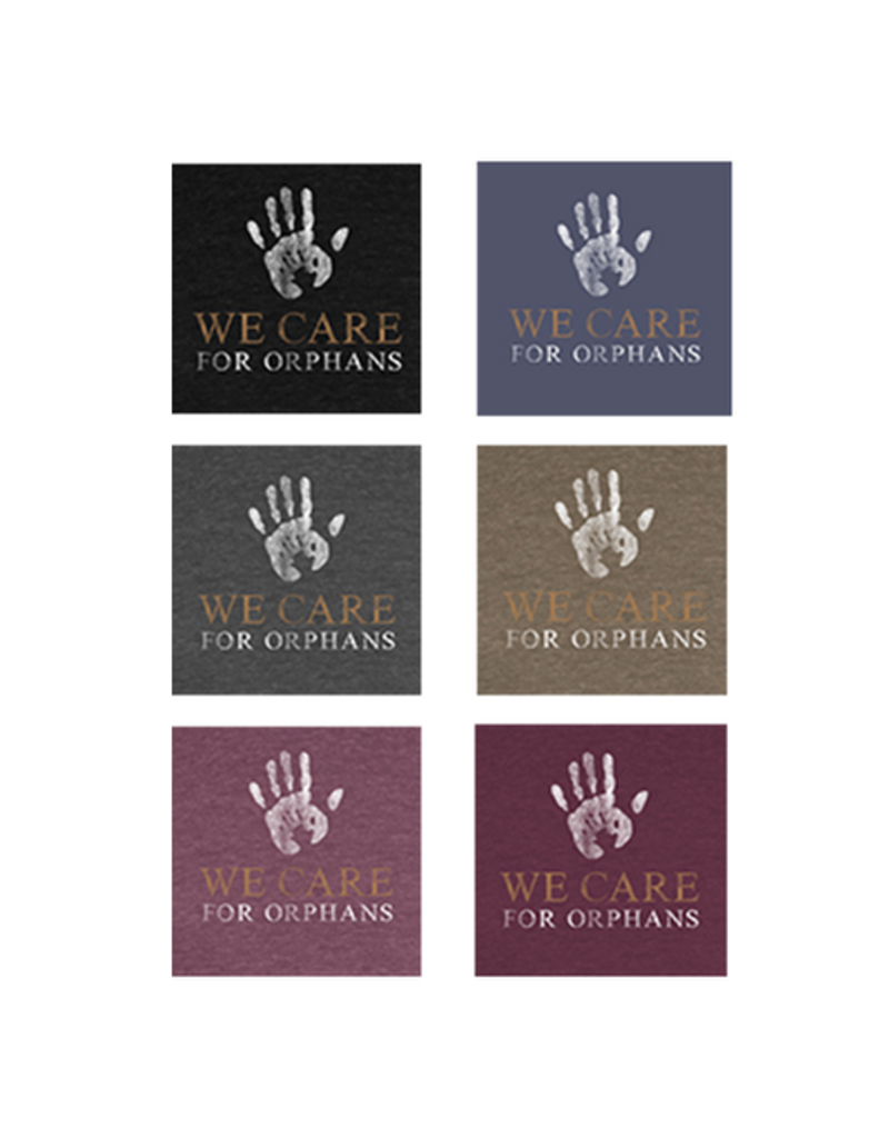 We Care for Orphans Tee