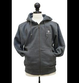 Dri Duck Men's Crossfire Heavyweight Fleece Jacket W/ Thermal Lining