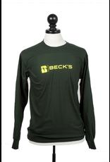 Gildan Beck's logo L/S Tee