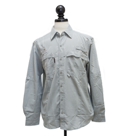 Dri Duck Men's L/S Convertible Fishing Shirt