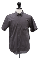 Port Authority Men's Port Authority Cross Hatch S/S Shirt