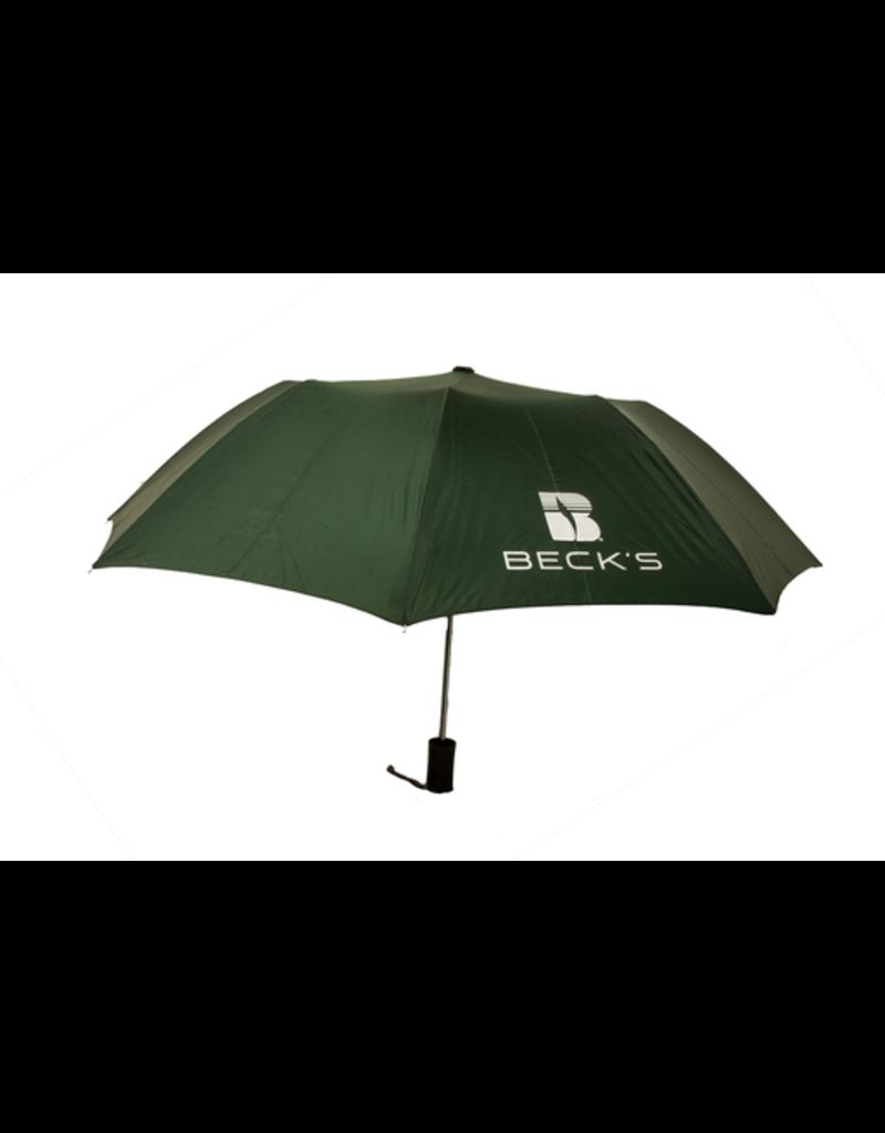 "Sheridan Auto Open 42"" Umbrella - hunter green"