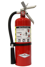 Cicero fire dept. 01757 - 5 lb. ABC rated Fire Extinguisher