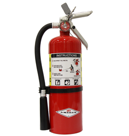 Cicero fire dept. 5 lb. ABC rated Fire Extinguisher