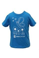 Rabbit Skins Toddler 'Butterfly' T-Shirt