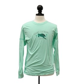 Comfort Colors Grand Cayman Long Sleeve Tee