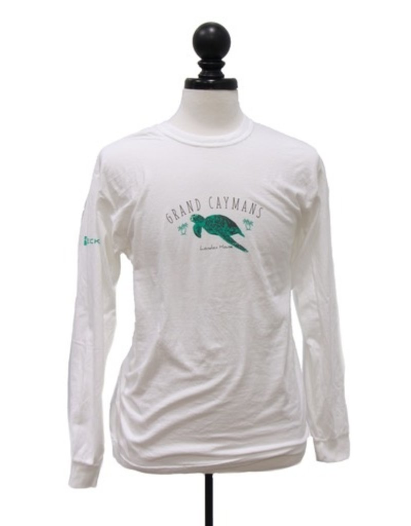 Comfort Colors 01813 Grand Cayman Long Sleeve Tee