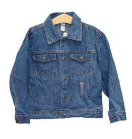 Monag 02085 Youth Denim Jacket