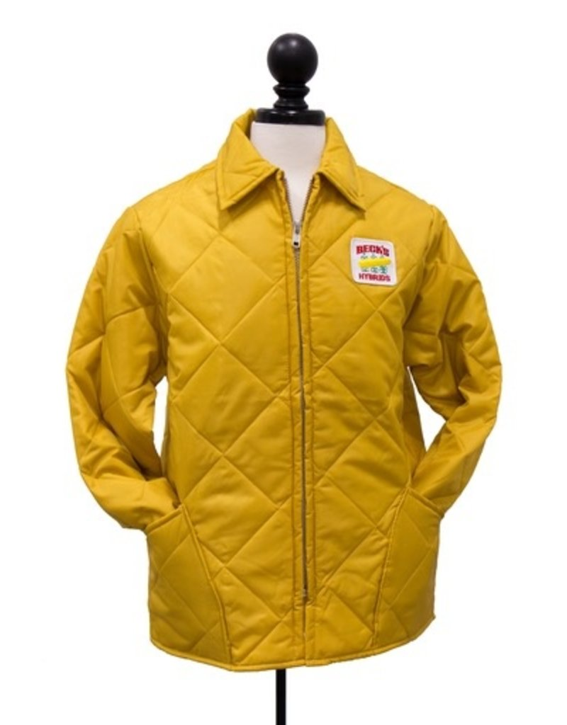 """""""Heritage Collection"""" Gold Quilted Jacket"""