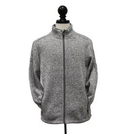 Vantage Men's Vantage Summit Sweater Fleece Jacket
