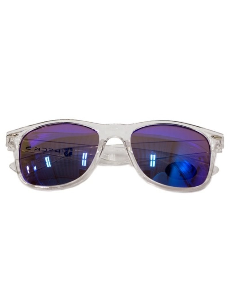 "halo Mirrored Lens ""Farmers at Heart"" Sunglasses"