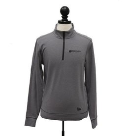 New Era Men's New Era Triblend 1/4 Zip