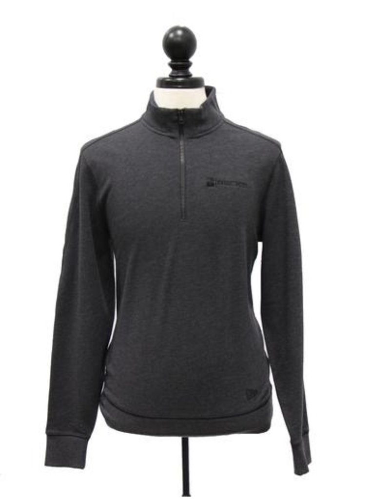 New Era New Era Triblend 1/4 Zip
