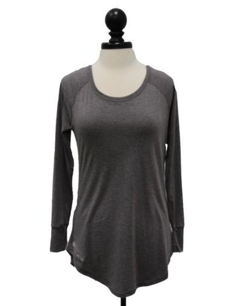 District Made Ladies District Made Perfect Tri Tunic, LS