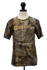 Real Tree 02088 Realtree Camo S/S shirt