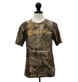 Real Tree 02088 Realtree Camo S/S shirt