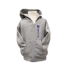 Rabbit Skins 02291 Toddler Full Zip Sweatshirt