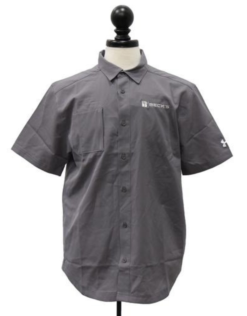 Under Armour 02068 Under Armour Men's Ultimate S/S Button Down