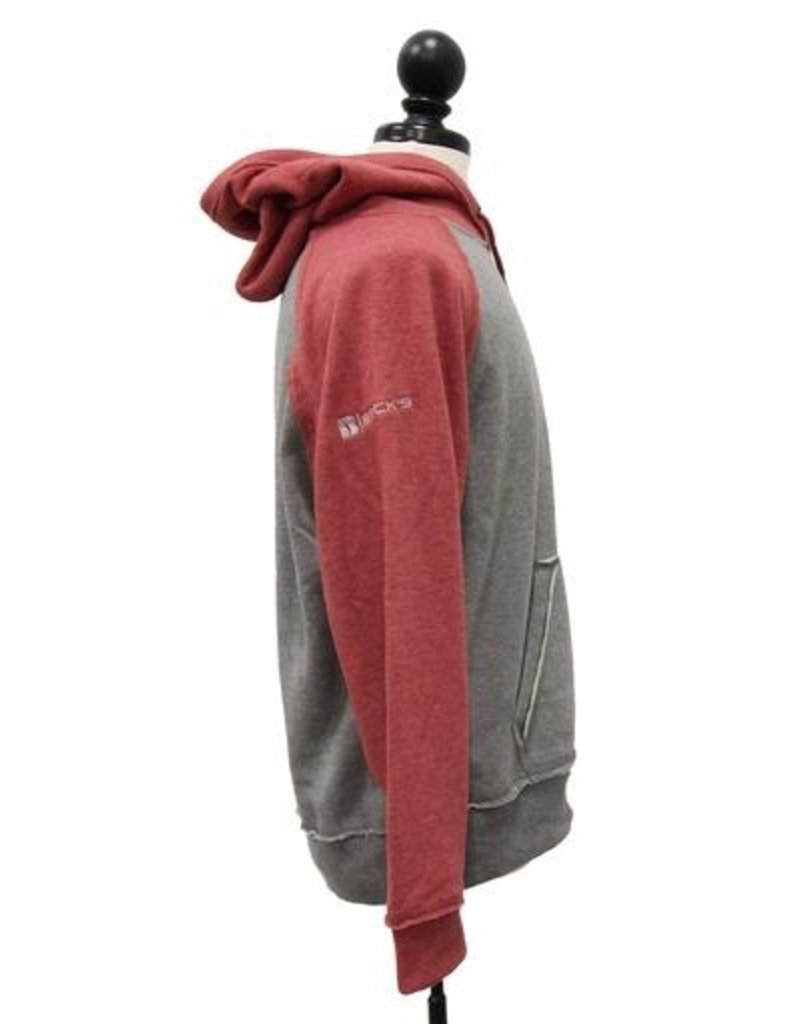 J. America Vintage Hooded Sweatshirt
