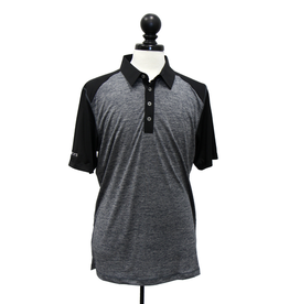 Adidas 01468 Adidas Colorblock Heather Polo