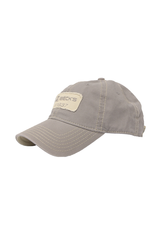 N/A Beck's Heavy Washed Chino Twill Patch Hat
