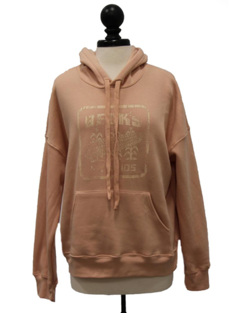 Bella+Canvas Women's Bella & Canvas Sponge Fleece Hoodie