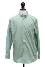 Van Heusen 00422 Men's Gingham Check Dress Shirt