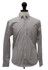 Vantage 01989 Easy-Care Gingham Check Shirt