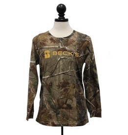 Real Tree 02087 Code V Realtree Camo L/S