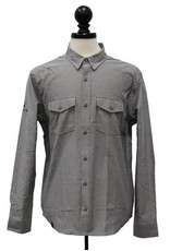 Hudson Men's Hudson Oxford Shirt L/S