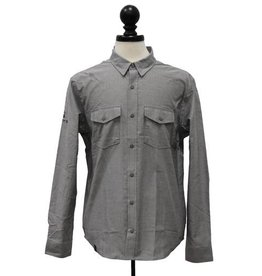 Hudson 02096 Men's Hudson Oxford Shirt L/S