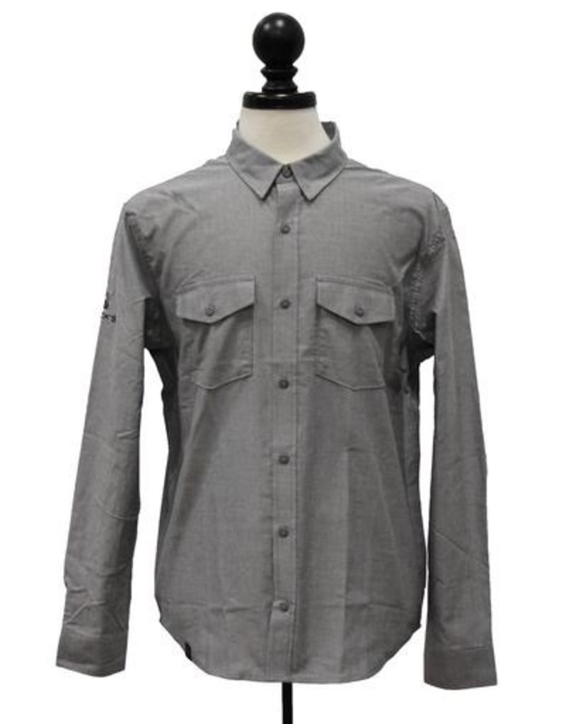 Hudson Men's Hudson Oxford L/S Shirt