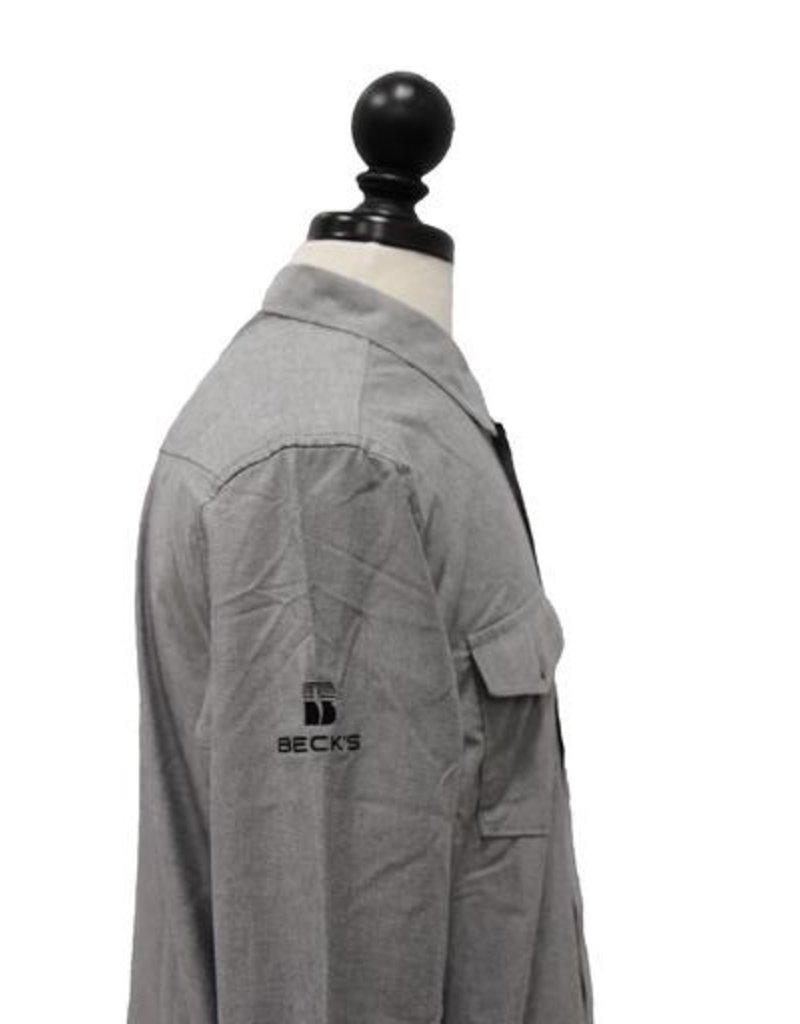 Hudson 02096 Men's Hudson Oxford Shirt L/S