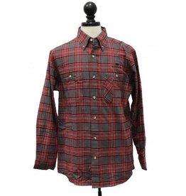 Backpacker 02102 Men's Backpacker Explorer Flannel L/S Button