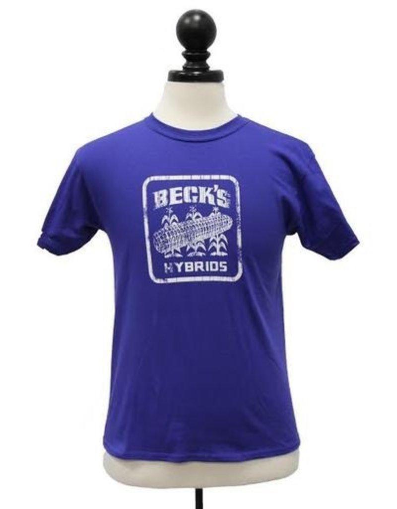 02116 Youth 'Vintage Logo' T-Shirt