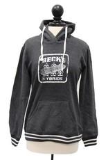 J. America J.America Women's Hooded Pullover Sweatshirt