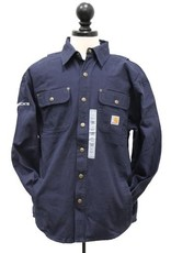 Carhartt 02157 Carhartt Weathered Canvas Shirt Jacket