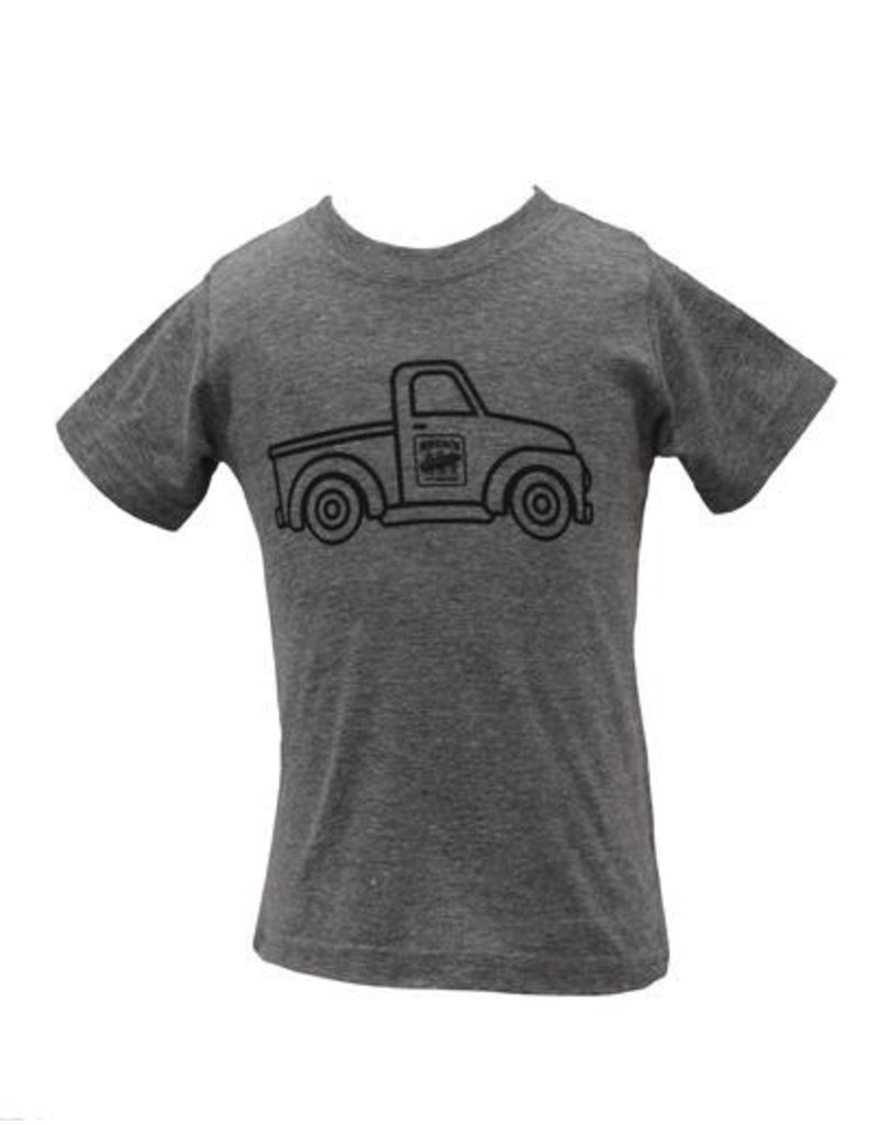 Rabbit Skins Toddler 'Vintage Truck' T-Shirt
