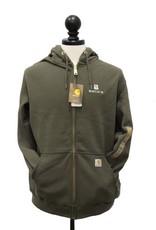 Carhartt 02311 Carhartt Full Zip Hooded Sweatshirt